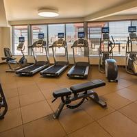 ヒルトン ガーデン イン アレクサンドリア オールド タウン Fitness Facility
