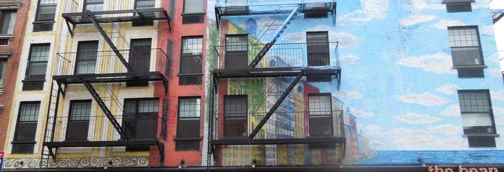 イースト ビレッジ ホテル - ニューヨーク - 建物