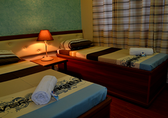 ジュリエッタズ ペンション ハウス - Puerto Princesa - 寝室