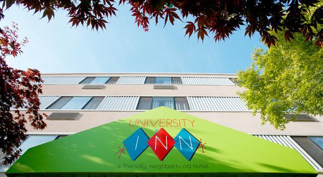 University Inn - A Staypineapple Hotel - シアトル - 建物
