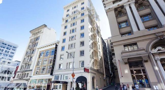 ホテル 32ワン - サンフランシスコ - 建物