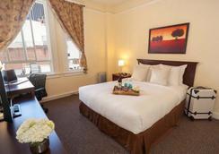 ホテル 32ワン - サンフランシスコ - 寝室