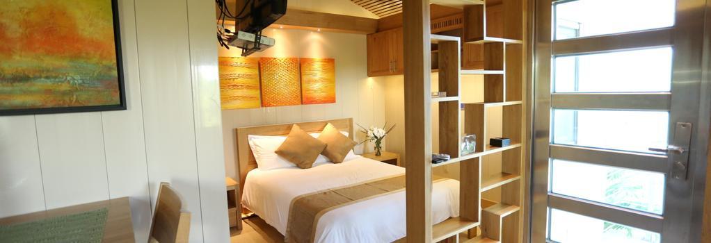 One ON Marlin Spa Resort - プロビデンシアレス - 寝室