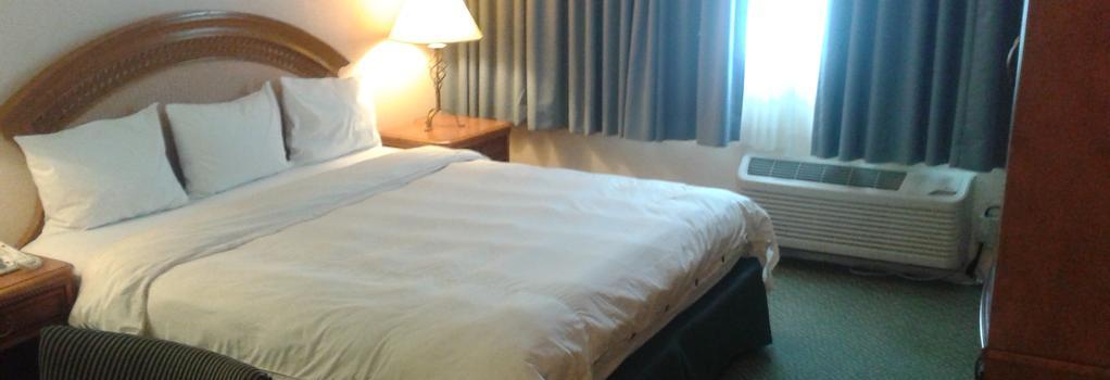 フォーチュン ホテル&スイーツ - ラスベガス - 寝室