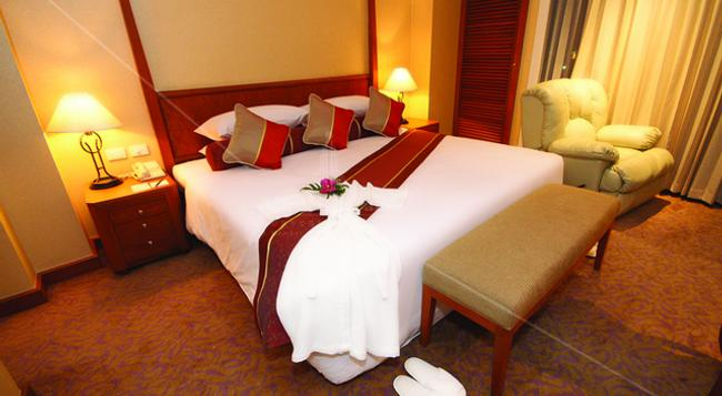 ミラクル グランド コンベンション ホテル - バンコク - 寝室