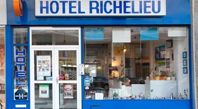 Le Richelieu - Le Havre - 屋外の景色