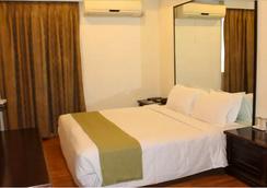 Sandhya Hotel - ハイデラバード - 寝室