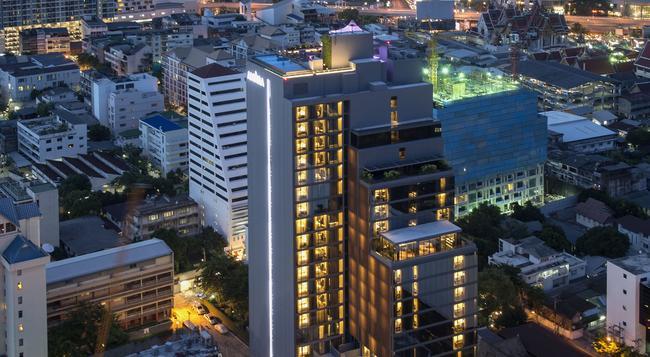 アマラ バンコク ホテル - バンコク - 建物
