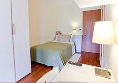 Rooms Rent Vesuvio Bed & Breakfast - ナポリ - 寝室
