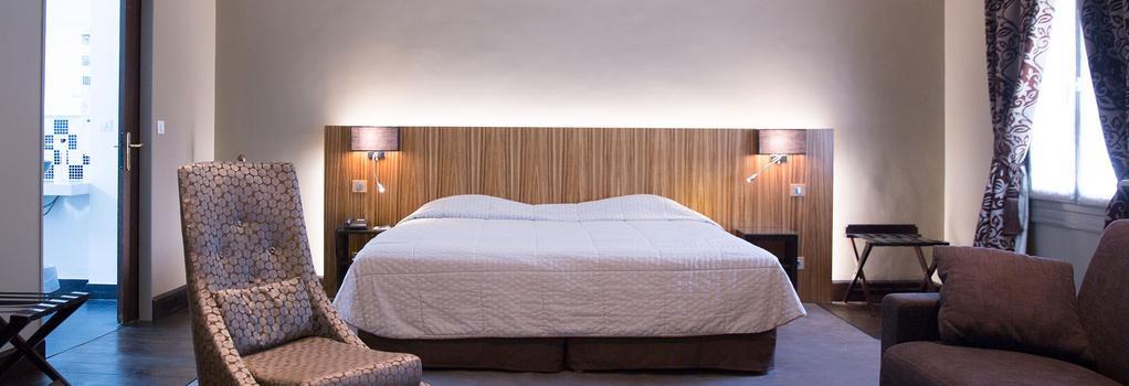 ル グラン ホテル - トゥール - 建物