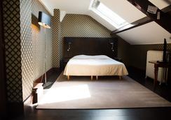 ル グラン ホテル - トゥール - 寝室