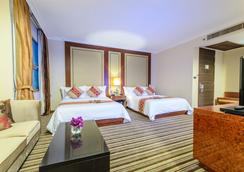 The Berkeley Hotel Pratunam - バンコク - 寝室