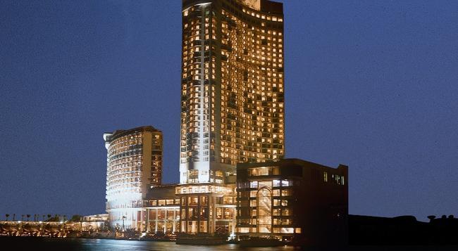 グランド ナイル タワー - カイロ - 建物