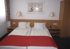 ホテル ヘッセ - アーヘン - 寝室