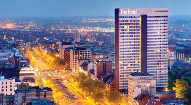 ザ ホテル ブリュッセル - ブリュッセル - 建物