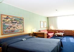 ホテル ガリレオ - ミラノ - 寝室