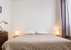 La Ciutat Rosa - トゥールーズ - 寝室