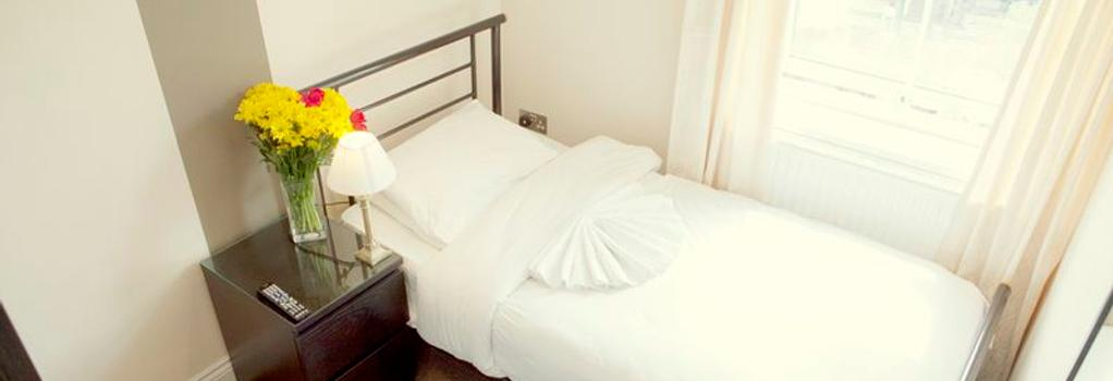ニュー マーケット エール ハウス - ロンドン - 寝室