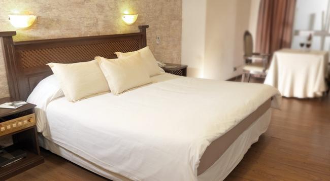 Hotel La Colonia - Cochabamba - 寝室