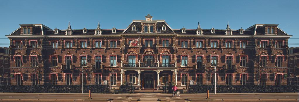 ハンプシャー ホテル ザ マナー アムステルダム - アムステルダム - 建物