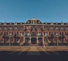 ハンプシャー ホテル ザ マナー アムステルダム
