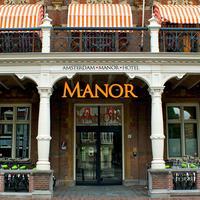 ハンプシャー ホテル ザ マナー アムステルダム Hotel Entrance