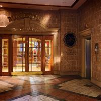 マクドナルド バーリントン ホテル Interior Entrance