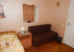 Advanced Trio Hotel - サンクトペテルブルク - 寝室