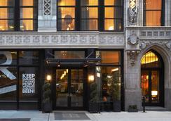 リファイナリー ホテル ニューヨーク - ニューヨーク - 建物