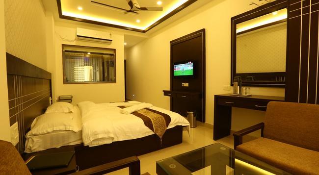グリーン ビュー バイ ワン ホテルズ - Rishikesh - 寝室