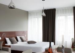 アパートホテル レジデンス アジェンダ - ブリュッセル - 寝室