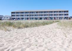 Sandcastle Resort And Club - プロヴィンスタウン - ビーチ