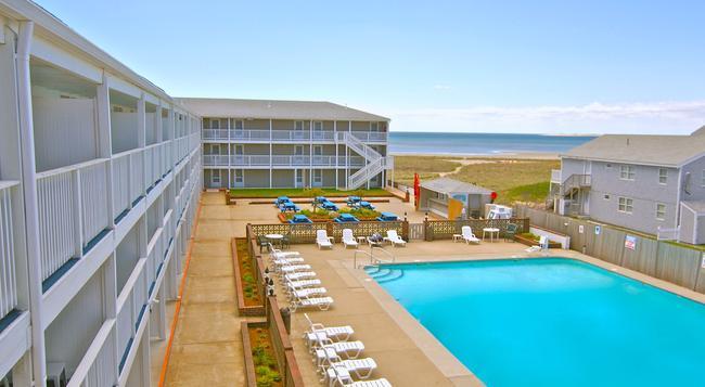 Sandcastle Resort - プロヴィンスタウン - プール