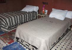 Dar Alaafia - ワルザザート - 寝室