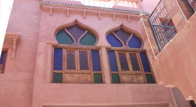 Dar Alaafia - ワルザザート - 建物