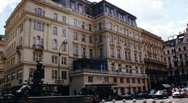 ホテル アンバサダー - ウィーン - 建物