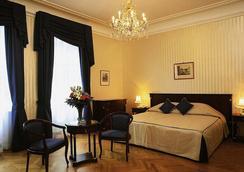 ホテル アンバサダー - ウィーン - 寝室