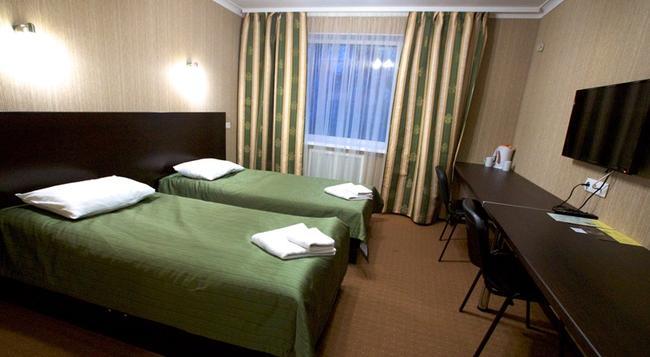 ホテル ニヴキ - キエフ - 寝室