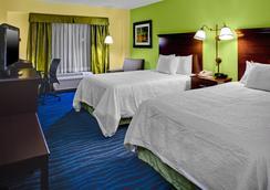 Hampton Inn Atlanta Perimeter Center - アトランタ - 寝室