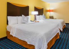 Fairfield Inn & Suites Mobile - モービル - 寝室