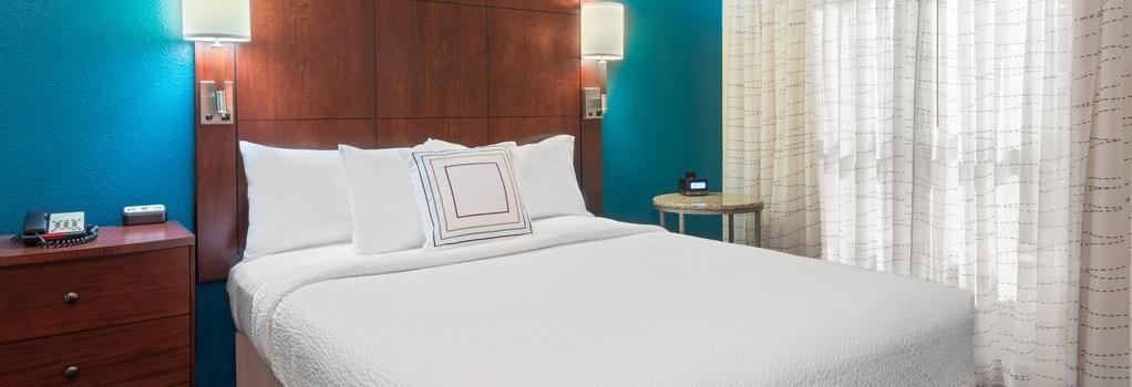 Residence Inn Tallahassee North/I-10 Capital Circle - タラハシー - 寝室