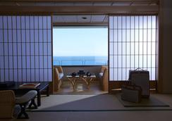 Wakamatsu Hot Spring Resort - 函館市 - 寝室