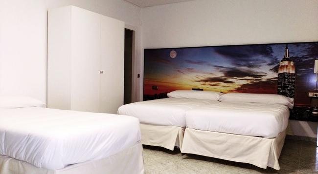 Hotel Los Manjares - コルドバ - 寝室
