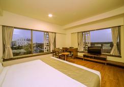 The Basil Park - Bhavnagar - 寝室