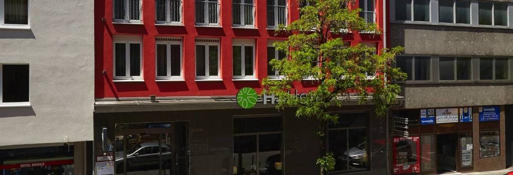 H+ ホテル ミュンヘン シティ センター B & B - ミュンヘン - 建物