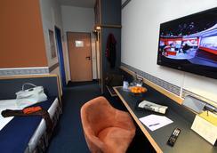 エコンテル ホテル ミュンヘン - ミュンヘン - 寝室