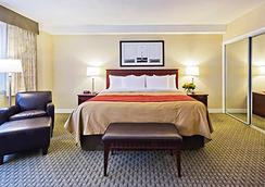 コンフォート ホテル ダウンタウン トロント - トロント - 寝室