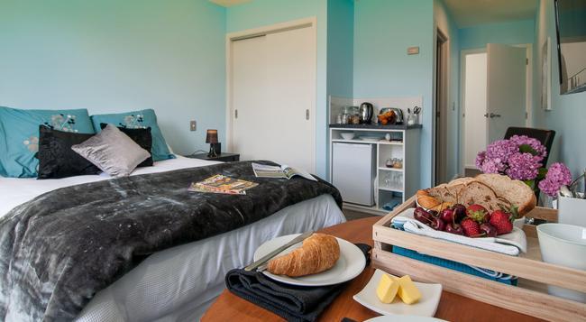 グレノーチー ピークス ベッド&ブレックファスト - Glenorchy - 寝室