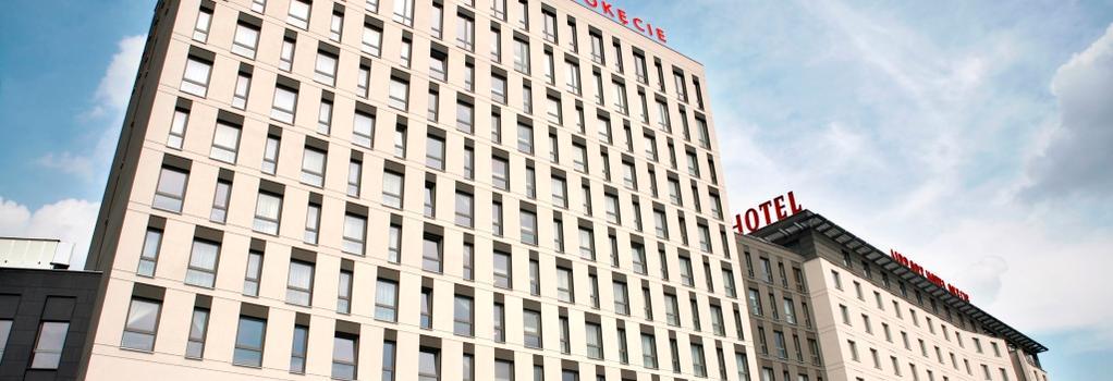 ホテル エアポート オケンチェ - ワルシャワ - 建物