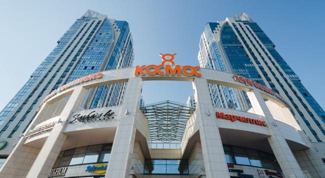 Mini-hotel Kosmos - サンクトペテルブルク - 屋外の景色
